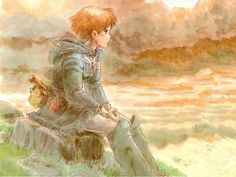 Definitely one of the less underappreciated Miyazaki films but absolutely gorgeous-Nausicaa
