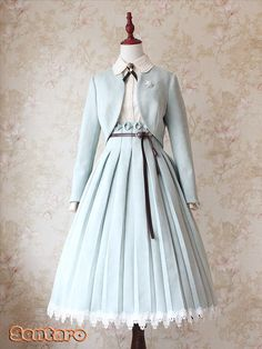 Kawaii Fashion, Cute Fashion, Look Fashion, Fashion Design, Classy Fashion, 90s Fashion, Winter Fashion, Pretty Outfits, Pretty Dresses