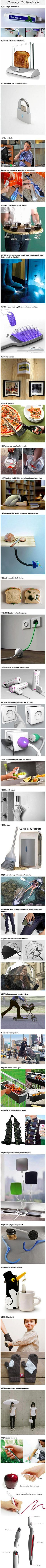 Here are some simple, yet genius, inventions you should have thought of first.