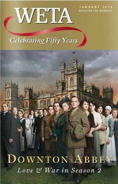 Whatcha Reading Downton Abbey?