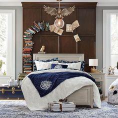 Deco Harry Potter, Harry Potter Girl, Harry Potter Nursery, Room Ideas Bedroom, Bedroom Decor, Dream Rooms, My New Room, Pottery Barn Style, Architecture