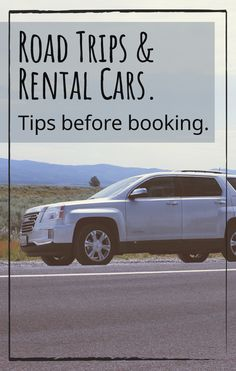 """In my series called """"Road Trips & Rental Cars"""" I'll give advice for things you need to know and do when you are renting a car. I'll answer the most frequently asked questions to make your road trip the most fascinating, save and uncomplicated adventure (English and Deutsch): https://www.lonelyroadlover.com/rental-car-booking"""