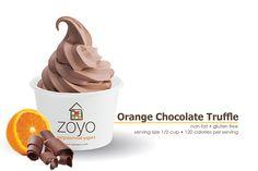 Orange Chocolate Truffle