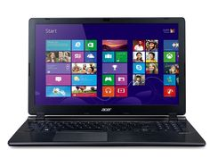 """Acer Aspire E1-572G - Portátil de 15.6"""" (Intel Core i7 4500U, 8 GB de RAM, 1 TB de disco duro, AMD Radeon R7 M265 con 2 GB, Windows 8.1 x64), negro - Teclado QWERTY Español: Acer: Amazon.es: Informática"""