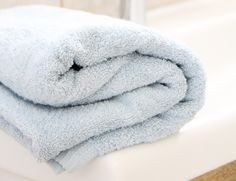 Shop Organic Egyptian cotton towel (light blue) from Haldi in Towels & bathrobes, available on Tictail from kr Egyptian Cotton Towels, Scandinavian Living, Giza, Minimalist Home, Home Remodeling, Light Blue, Bomull, Stuff To Buy