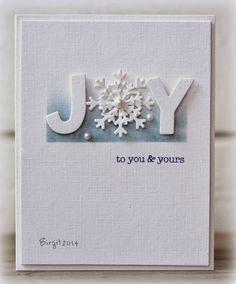 Joy | Rapport från ett skrivbord | Bloglovin'