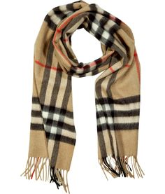 Burberry Cashmere Scarf #McArthurGlenStyle