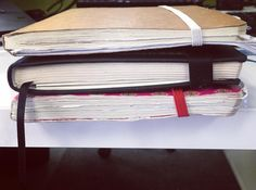 December 2017 - May 2018 of my work life in three notebooks! I've been using my for years now, and have continuously… Use Me, Being Used, 5 Years, Bujo, Notebooks, December, Life, Instagram, Notebook