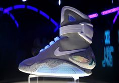 The Winner Of The Nike Mag London Auction Paid Over $56,000 • KicksOnFire.com