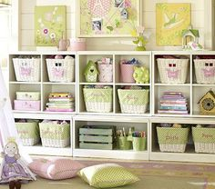Shop cameron wall system from Pottery Barn Kids. Find expertly crafted kids and baby furniture, decor and accessories, including a variety of cameron wall system. Nursery Storage, Kids Storage, Toy Storage, Storage Ideas, Playroom Organization, Storage Solutions, Storage Baskets, Organization Ideas, Hanging Storage