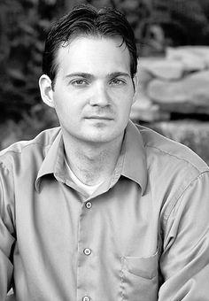 Brandon Sanderson author of the Mistborn trilogy