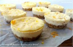 Orange & Almond Cheesecake Bites - 2
