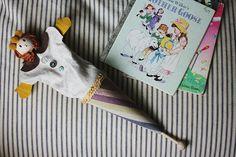 vintage pop up puppet