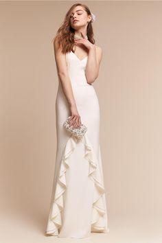 BHLDN Astor Gown in  Bride Wedding Dresses | BHLDN