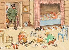 """Young farmer's wife in """"Skogstorp"""" breaks her leg"""