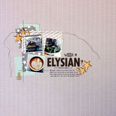 2015-Week 1 *Elysian Coffee* by spookiee at @studio_calico