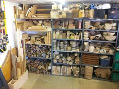 Wood. Organised.