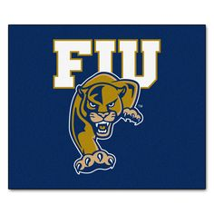 Fanmats Machine-Made Florida International University Nylon Tailgater Mat