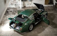 Not cheap: The classic car is set to go under the hammer in New York later this year where experts predict it will fetch £10million