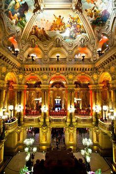 Paris opera...