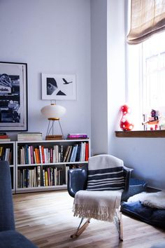 1000 images about chair chaise on pinterest chairs eames and wire chair - Chaise a bascule blanche ...