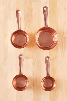 Copper Measuring Cups Set | Urban Outfitters