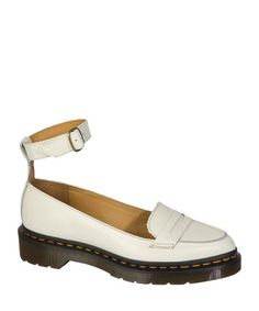 Women's Leonie leather loafers  Sale - Dr. Martens Sale