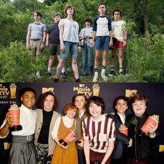 608 Best It 2017 Cast Images It Cast Its 2017 Stranger Things
