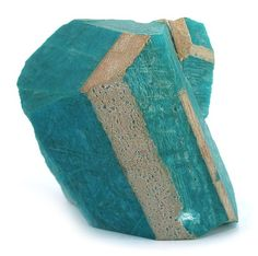 Microcline is an important igneous rock-forming tectosilicate mineral. It is a potassium-rich alkali feldspar. Microcline typically contains minor amounts of sodium. It is common in granite and pegmatites. Microcline may be clear, white, pale-yellow, brick-red, or green; it is generally characterized by cross-hatch twinning.