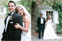 Welkinweir Estate - Amanda Kraft Photography - Fall Wedding