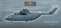 Mi-26 | da www.AviationGraphic.com