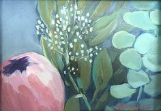 CGangini Art, protea, Maui art, oil painting Art Oil, Maui, Original Artwork, Plants, Painting, Inspiration, Biblical Inspiration, Painting Art, Paintings
