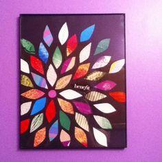 My DIY wall art