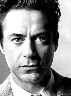 Robert Downey Jr. - Always been a favorite of mine :)