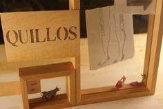 Carteles para los baños de taberna andaluza Bathroom Signs, Creativity, Blue Prints, Studio