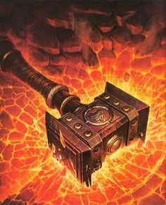 Cataclysm doomhammer