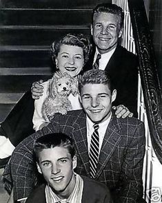 Ozzie and Harriet t.v. show.......1952 - 1966