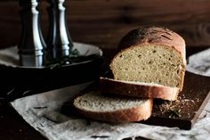 Rosemary Sandwich Bread by pastryaffair, via Flickr