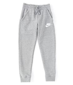 Shop for Nike Big Boys Club Fleece Jogger Pants at Dillard's. Visit Dillard's to find clothing, accessories, shoes, cosmetics & more. The Style of Your Life. Casual School Outfits, Cute Lazy Outfits, Teenage Girl Outfits, Teen Fashion Outfits, Swag Outfits, Outfits For Teens, Trendy Outfits, Cute Athletic Outfits, Teen Boy Clothes