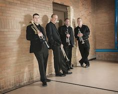 Four Other Brothers is a unique group of four skilled jazz trumpet players playing the music of Louis Armstrong, Bix Beiderbecke, Miles Davis, Dizzy Gillespie, Freddie Hubbard, Duke Ellington, and much more! #Jazz #FourOtherBrothers #CEATalent