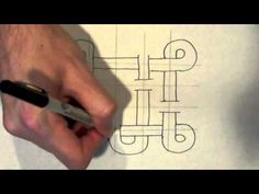 step by step celtic knot