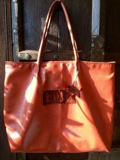 Nice big leather bag