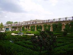 Jardines Aranjuez Madrid