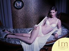 IN-STORE: This beautifully elegant Ritratti collection is now available at im Boutique. #Bridal #ivory #lingerie im Boutique http://www.imboutique.com.au/imaustralia.html