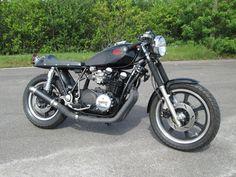 1981 Yamaha XS850 Triple - Bare Bone Rides