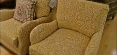 YOU COULD WIN!  Pink Days In Bloom 2013 Feature Prize:  A glorious, quality armchair from Hayward's, Kenmount Road, St. John's.  Read your gardening mags in comfort and style!  THANK YOU CONNIE AND HAYWARD INTERIORS!