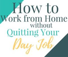 You don't need previous work from home experience to land a home-based job. You your existing skills to find the right job for you -- no experience required.
