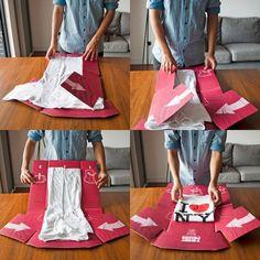 T-Shirt Folder. NEED.