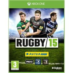 Rugby 15 Xbox One Game | http://gamesactions.com shares #new #latest #videogames #games for #pc #psp #ps3 #wii #xbox #nintendo #3ds