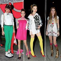 Τάμτα: Οι top στιγμές του στυλ της Celebs, Celebrities, Cheer Skirts, Celebrity Style, Creative, Tops, Fashion, Moda, Fashion Styles